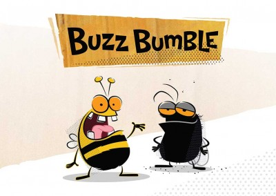 Buzz Bumble<br>TV Series